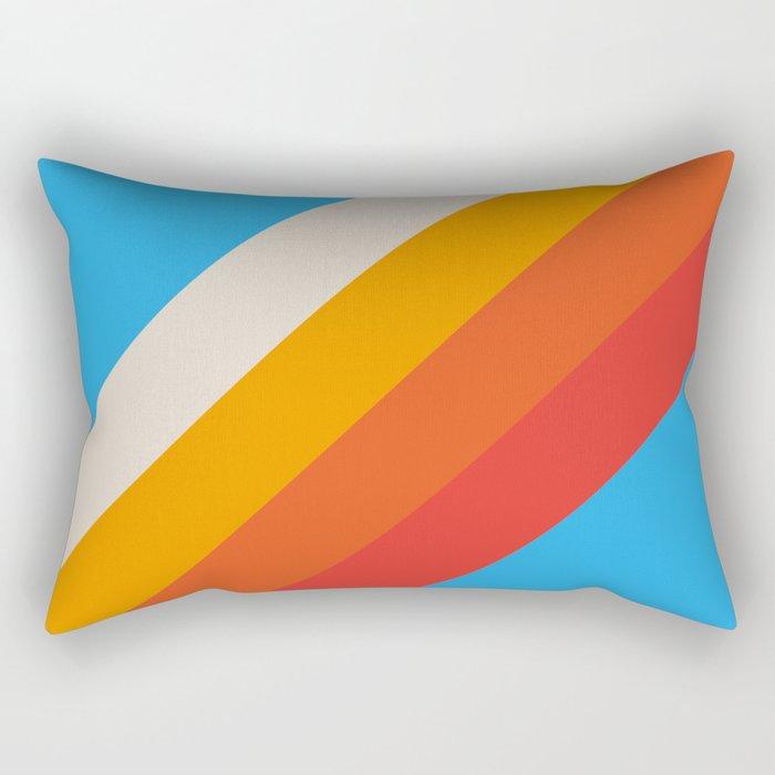 Classic Retro Gefjun Rectangular Pillow