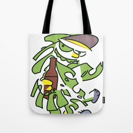 simpsons boogie1 Tote Bag