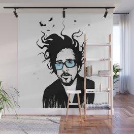 Tim Burton Wall Mural
