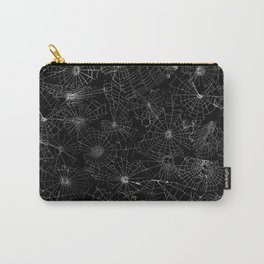 cobwebs Carry-All Pouch
