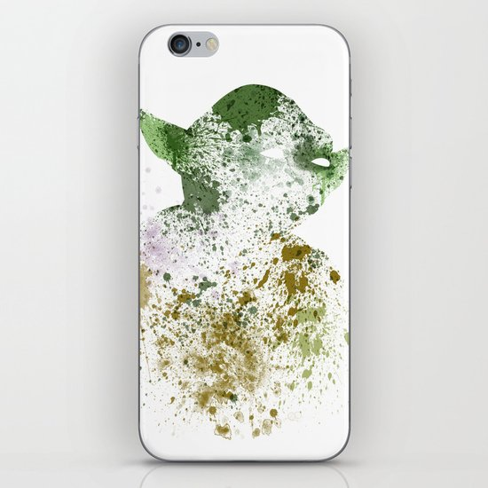 The Master iPhone Skin