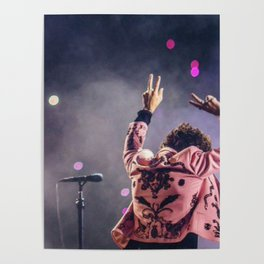 Harry styles peace Poster