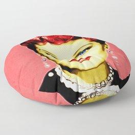 Lucille Ball - Lucy - Pop Art Floor Pillow
