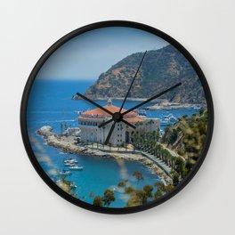 Catalina Island Casino Wall Clock