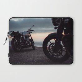 Moto sunset Laptop Sleeve