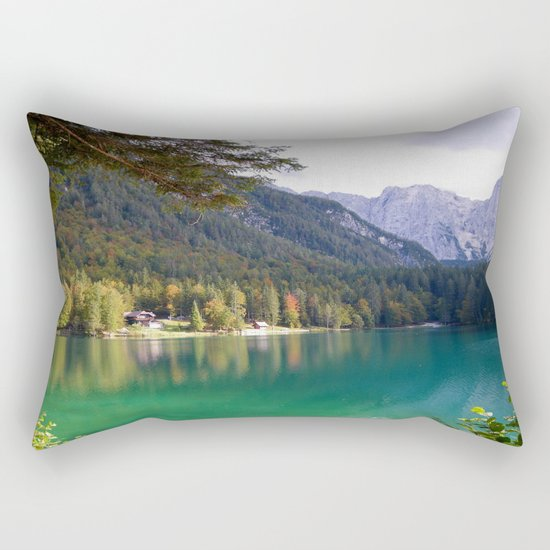 Charmed and Enchanted Rectangular Pillow