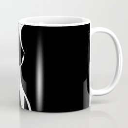 Nude Shadow Coffee Mug