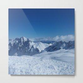 Zugspitze 15 Metal Print