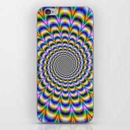 Psychedelic Swirl iPhone Skin