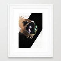 ripley Framed Art Prints featuring Ripley by maxandr