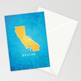 UCLA Bruins Stationery Cards