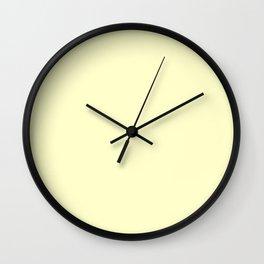 Conditioner -solid color Wall Clock