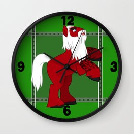ROTG Pony North Wall Clock