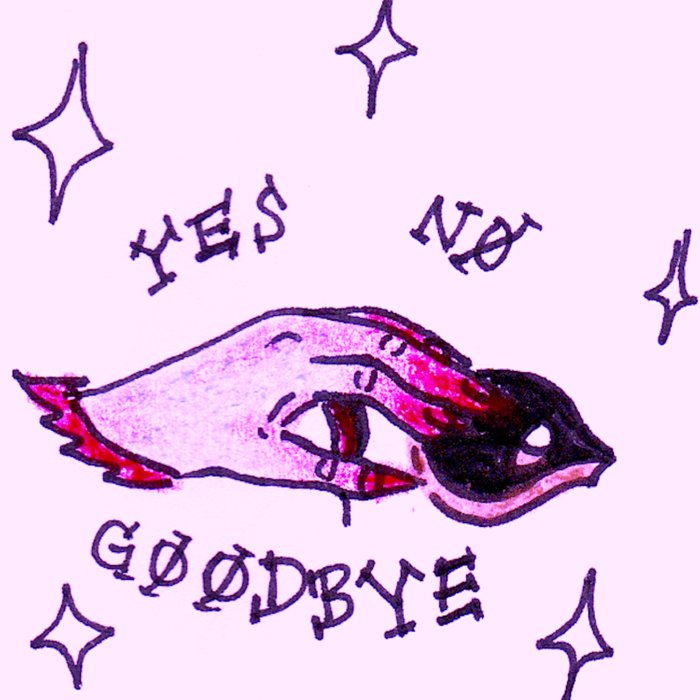 Witchy Ouija Hand - Yes, No, Good-Bye Comforters