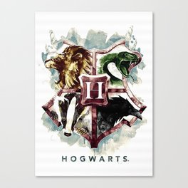 Magic Movies Canvas Print