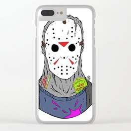Crystal Lake Clear iPhone Case