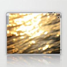 Golden Paradise Laptop & iPad Skin