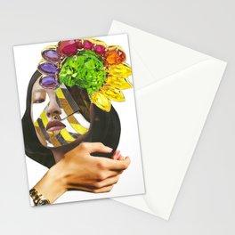 Papecollage Take your Pride by Lenka Laskoradova Stationery Cards