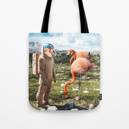Alternate Reality Tote Bag