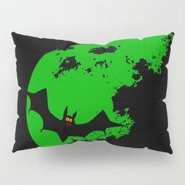 Lunar Bat Pillow Sham
