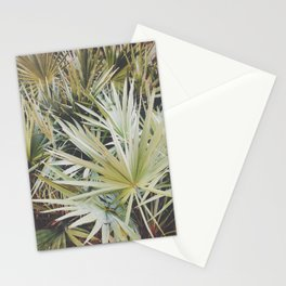 Palmettos in Florida Stationery Cards