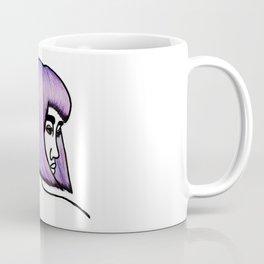Wild Purple Coffee Mug