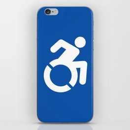 New Accessible Logo iPhone Skin