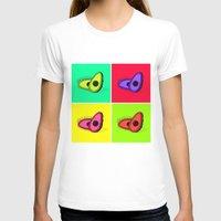 avocado T-shirts featuring Avocado  by Scout Garbaczewski