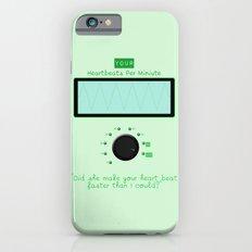 Heart beats per minute  iPhone 6s Slim Case