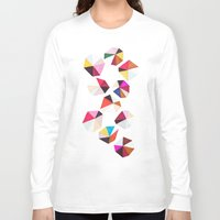 diamonds Long Sleeve T-shirts featuring diamonds by silviarossana