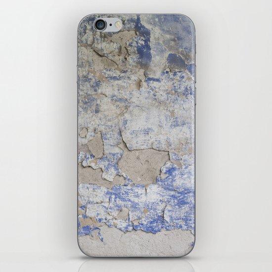 Peeling Wall iPhone & iPod Skin