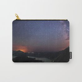 Crater Lake Galaxy Carry-All Pouch