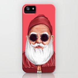 Hipstory -  Santa Claus iPhone Case