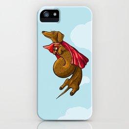 SuperDach iPhone Case