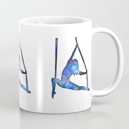 Galaxy Aerialist Coffee Mug
