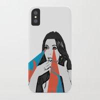 kardashian iPhone & iPod Cases featuring OMG! by Futurlasornow