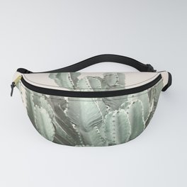 Cactus on Blush Fanny Pack
