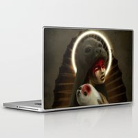 seal Laptop & iPad Skins featuring seal by lalinsan