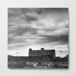 Sky Study - 15 Metal Print
