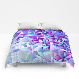 PURPLE+TEAL Comforters