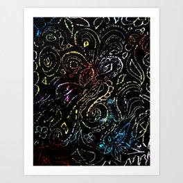 Beyond Art Art Print