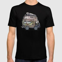 Dream Van - interior view T-shirt