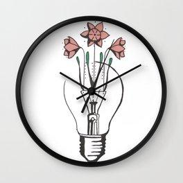 Situaciones de vida Wall Clock