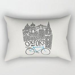 Oxford Cityscape Rectangular Pillow