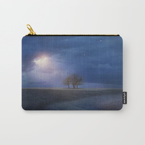 A new beginning IV Carry-All Pouch