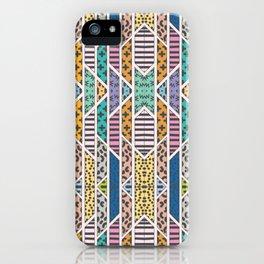 Kal-ei-do-scop-ic iPhone Case