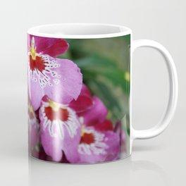 Tropical Flowers Orchids Coffee Mug