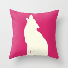 Color Block V 1.5 Throw Pillow