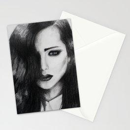 Smokey Beauty Stationery Cards