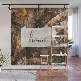 Pennsylvania is Home - Camo Wall Mural